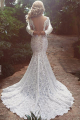 Ballbella custom made this retro lace mermaid wedding dress in high quality, we sell dresses online all over the world. Also, extra discount are offered to our customs. We will try our best to satisfy everyoneone and make the dress fit you well.