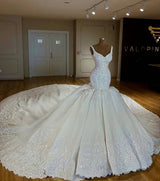 Wondering what to wear in your big day, come to ballbella check out this lace wedding dress, fast delivery worldwide.