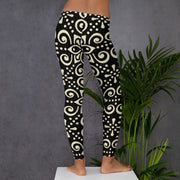 Mandala leggings, Capris and Shorts