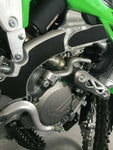 Kawasaki KX250F 2009-2020 Four Piece Grip Tape Set - Core Grip