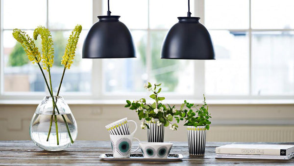 Superliving, Scandinavian retro style