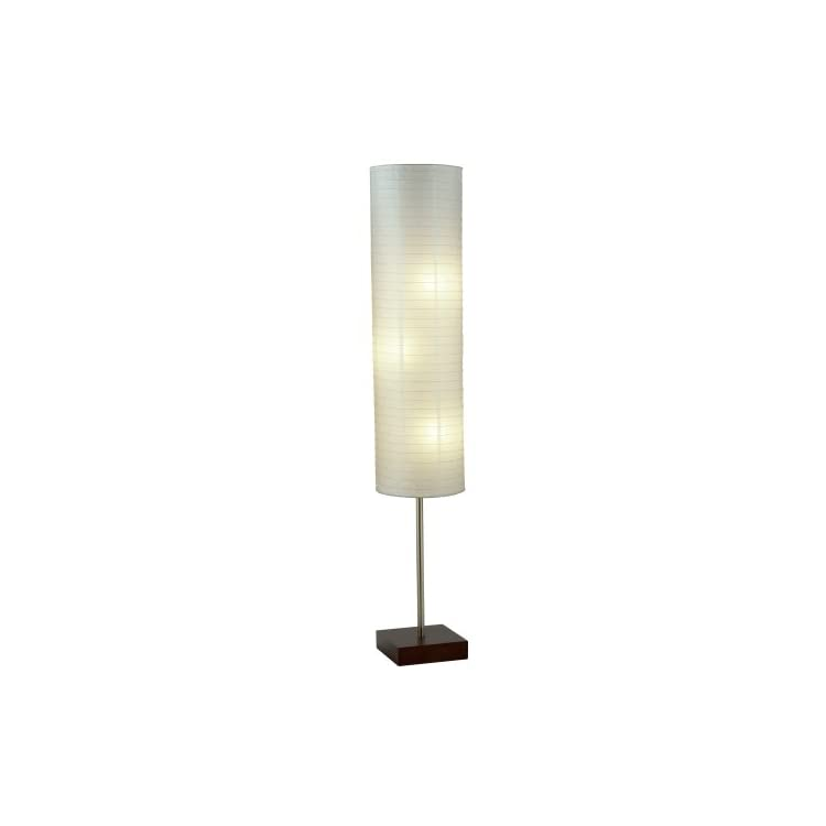Home-4099-15-Transitional-Three-Light-Floor-Lamp-from-Gyoza-Collection