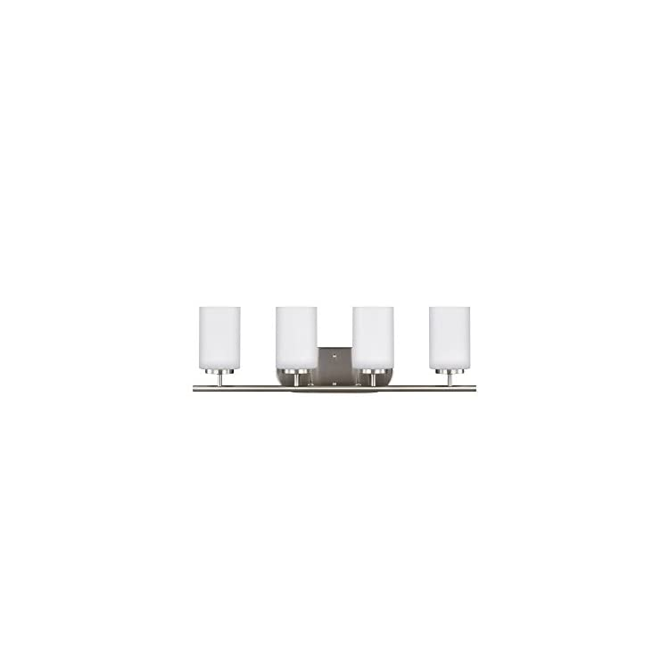 41163EN3-962-Four-Light-Wall/Bath,-Brushed-Nickel
