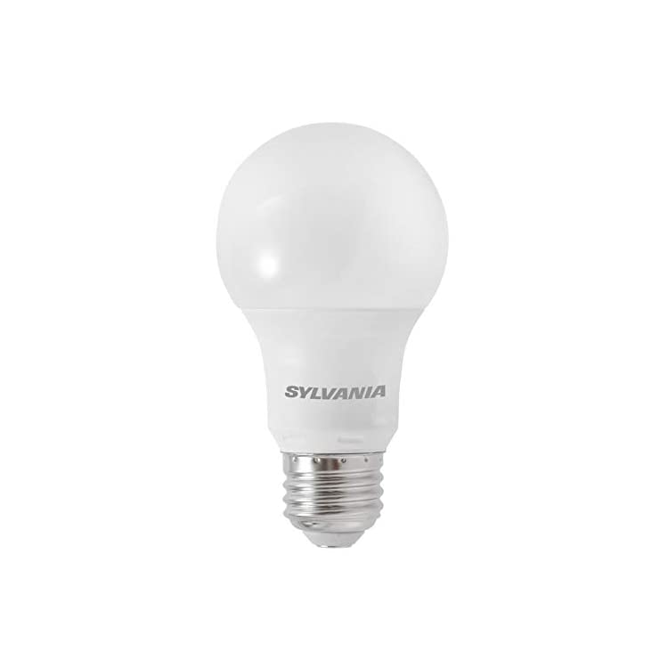 71185,-Bright-White-Sylvania-60W-Equivalent,-LED-Light-Bulb,-A19-Lamp,-Efficient-9W,-3500K,-1-Pack