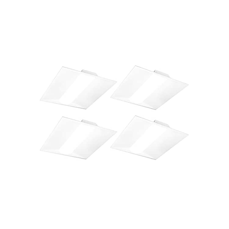 2x2-Foot-LED-Recessed-Troffer-Panel,-32W-(120-Watt-Replacement),-Dimma