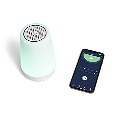Hatch-Rest+-Baby-Sound-Machine,-Night-Light,-Time-to-Rise-Plus-Audio-Monitor,-White-Noise-Soother,-Toddler-Sleep-Trainer,-Kids-Alarm-Clock,-Nightlight