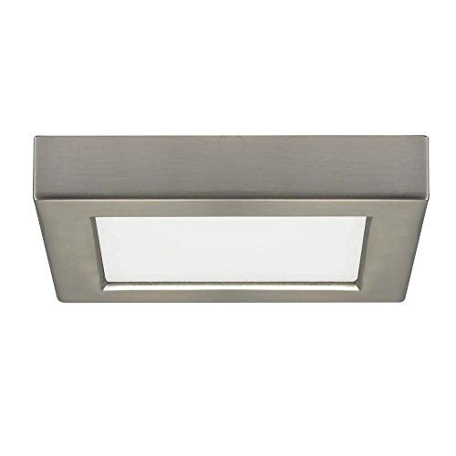 S21503-Transitional-LED-Flush-Mount-in-Pwt,-Nckl,-B/S,-Slvr.-Finish,-5.50-inches,-Brushed-Nickel