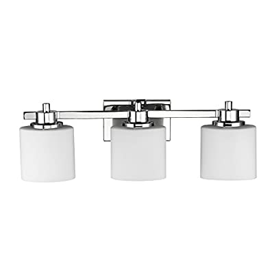 Chloe-Lighting-CH821036CM24-BL3-Contemporary-3-Light-Chrome-Finish-Bath-Vanity-Wall-Fixture-White-Alabaster-Glass-24'-Wide