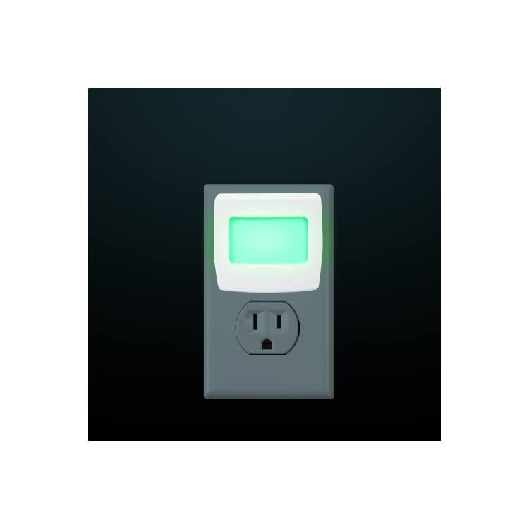Mini-Green-Always-On-LED-Night-Light-Pack-of-4