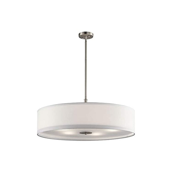 42196NI-Five-Light-Pendant