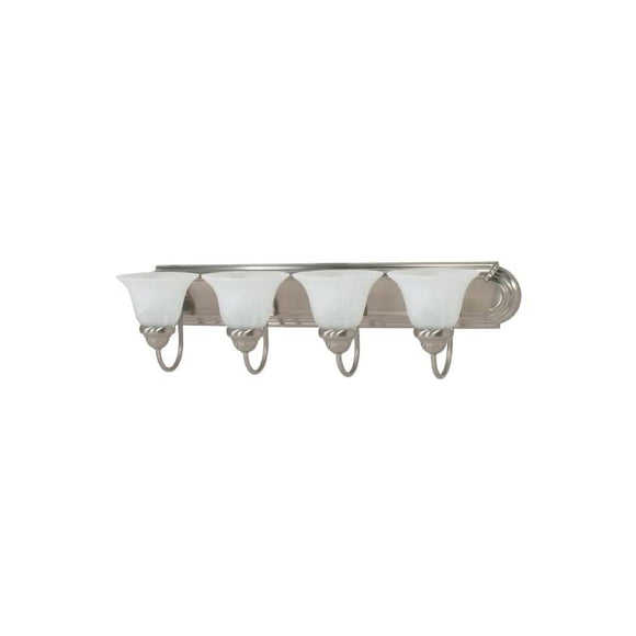 60/3211-Four-Light-Vanity,-Brushed-Nickel