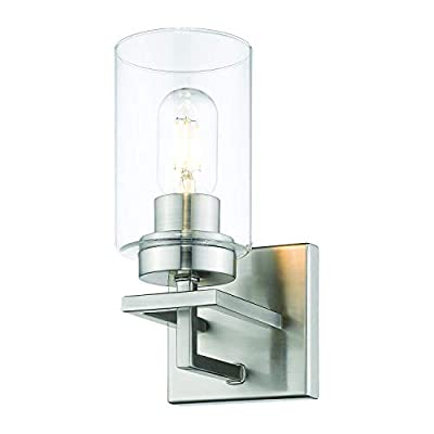 6070-BA1-PW-One-Light-Bath-Vanity,-Silver