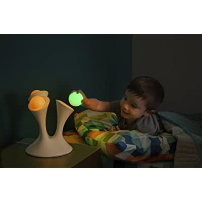 Glo-Nightlight-with-Portable-Balls,White