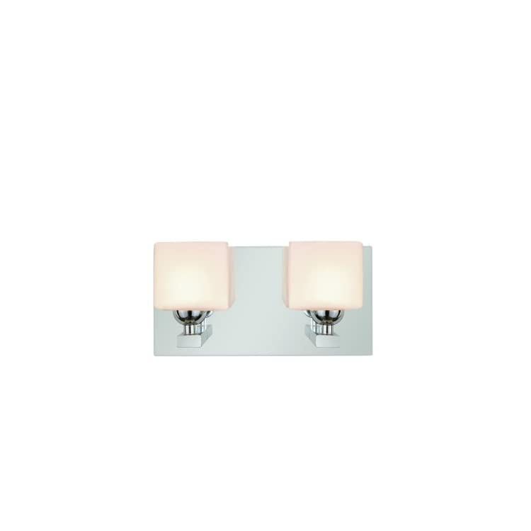 Trans-Globe-Imports-2692-PC-Transitional-Two-Light-Wall-Sconce-from-Vienna-Collection-Finish,-Polished-Chrome