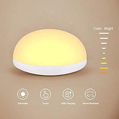 LED-Night-Lights-for-Kids-Rechargeable-Bedside-Lamp-with-Color-Changing-Mode-Dimmable-Touchable-Ambient-Light-for-Reading,-Sleeping,-and-Relaxing