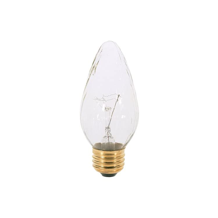 S3368-120V-Medium-Base-40-Watt-F15-Light-Bulb,-White