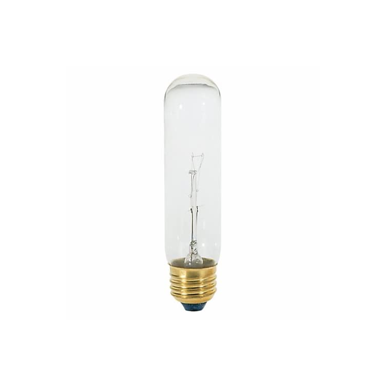 25T10/CL-[S3250]-25W-120V-200-Lumens-Dimmable-Indoor/Outdoor-Tubular-(