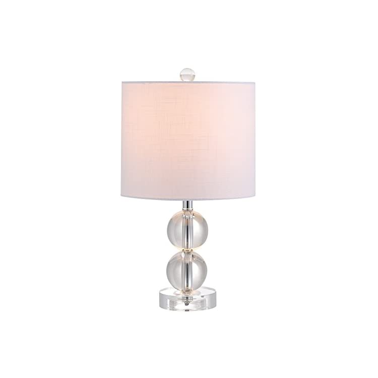JYL2057A-Brooklyn-17.5'-Crystal-LED-Table-Lamp-Contemporary,Transition