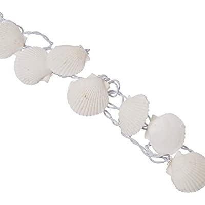 Scallop-Shell-String-Lights