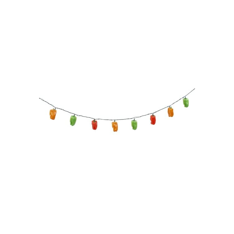 Pepper-String-Lights,-Tri-Color