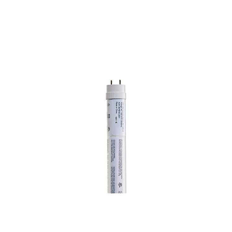 Commercial-Grade-LED-Tube-Light,-5000K,-14W-T8/T10/T12-Compatible,-Ballast-Bypass,-Daylight,-4-Foot,-24-Pack
