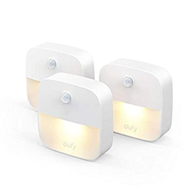 Lumi-Stick-On-Night-Light,-Warm-White-LED,-Motion-Sensor,-Stick-Anywhere,-Closet-Light,-Wall-Light-for-Bedroom,-Bathroom,-Kitchen,-Hallway,-Stairs,-Energy-Efficient,-Compact,-3-pack