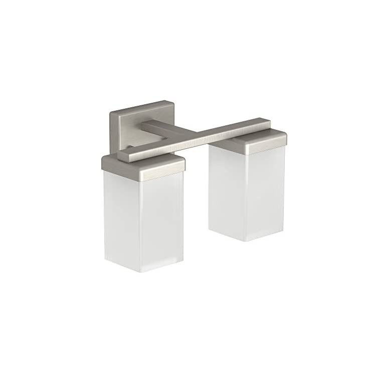 YB8862BN-2-Light-Dual-Mount-Bath-Bathroom-Vanity-Fixture-with-Frosted-Glass,-Brushed-Nickel