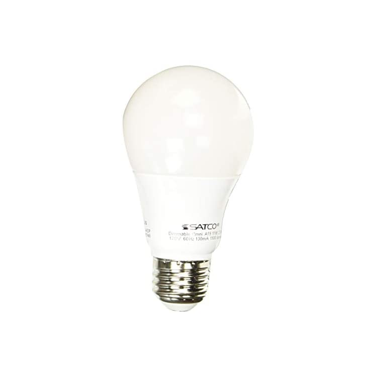 S29810-Medium-Light-Bulb-Finish,-4.38-inches,-Frosted-White