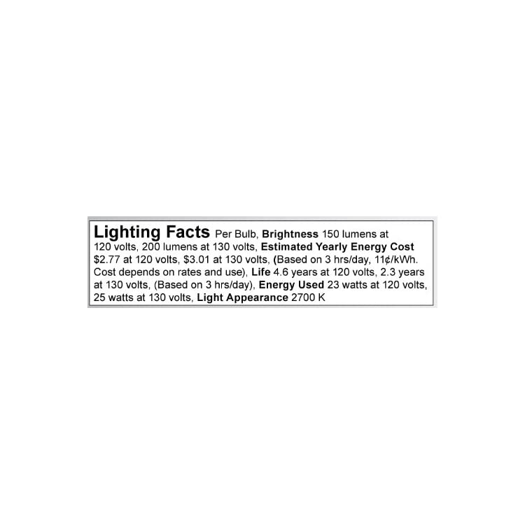 A3667-130V-Medium-Base-25-Watt-CA10-Light-Bulb,-Frosted