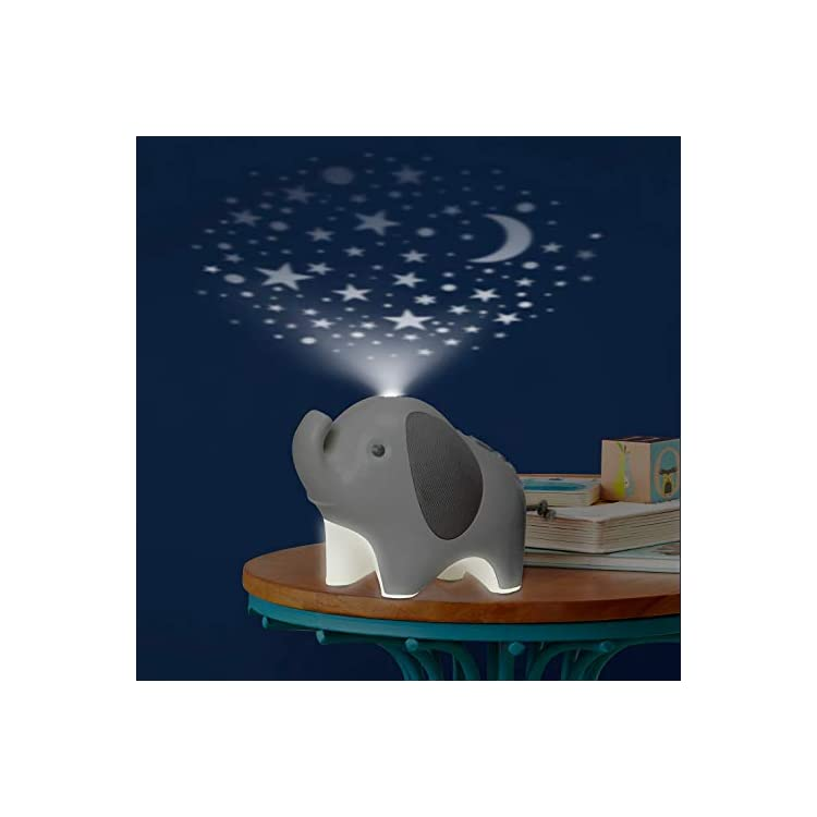 Moonlight-&-Melodies-Nightlight-Baby-Sleep-Soother---Elephant