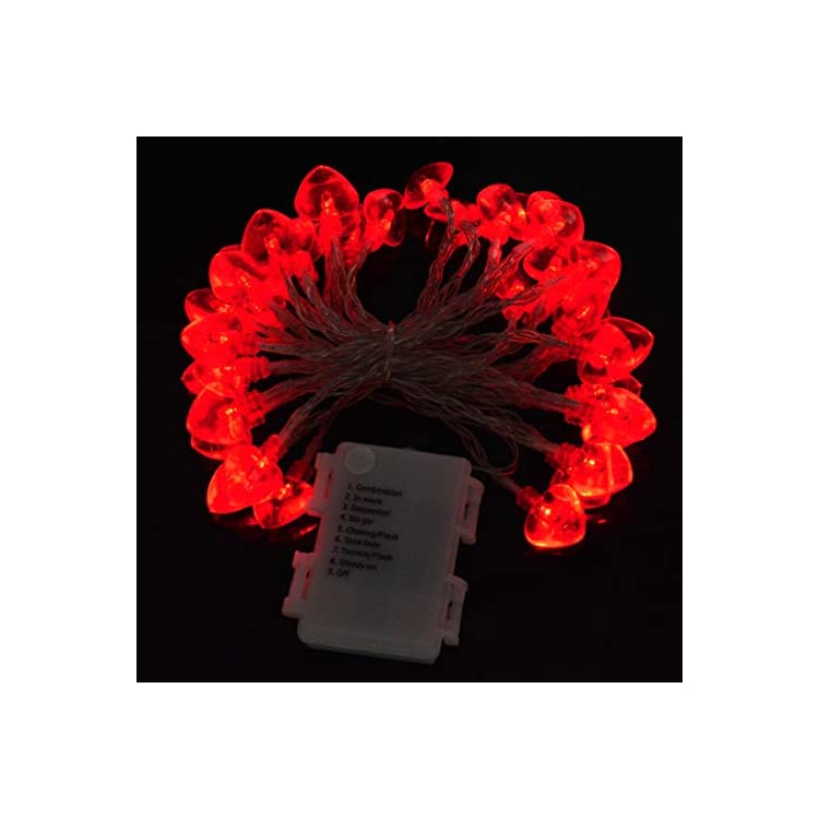14.7-ft-40-LEDs-Heart-Shaped-String-Lights-for-Valentines-Day,Wedding,-Christmas,Party-Favors,Battery-Operated-Heart-Shaped-Lights