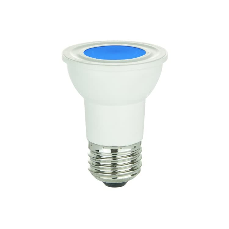 MR16/LED/1.7W/B-1.7-watt-120-volt-Medium-Base-LED-JDR-Lamp,-Blue