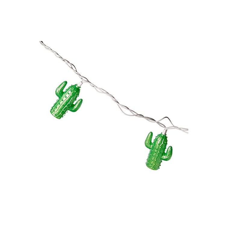 70040-Cactus-String-Light,-White-Wire