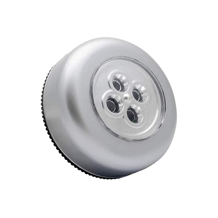 Wireless-LED-Puck-Light-LED-Under-Cabinet-Lighting-Closet-Light-Under-Counter-Lighting-Stick-On-Lights-Cordless-Touch-Light