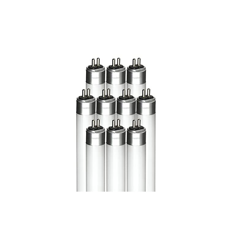 4'/25W/IS/DLC/40K/10PK-LED-25W-4-Foot-Instant-Start-T5-Tube-Fixtures,-