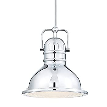 63083B-Boswell-One-Light-LED-Indoor-Mini-Pendant,-Chrome-Finish-with-F