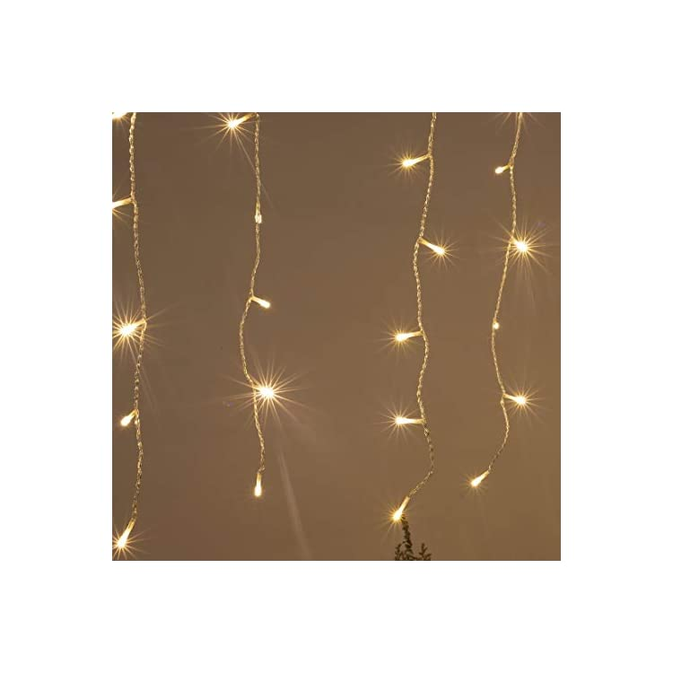 FUCHSUN-$$$-Curtain-String-Light-LED-Icicle-String-Light-Transparent-Strand-8-Modes-Waterproof-Indoor-Outdoor-Home-Decorative-Lights
