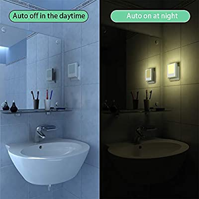 Plug-in-Night-Light-with-RGB-Color-Changing-&-Dimmable-Warm-White-Light-for-Hallway,-Kitchen,-Stairway,-Bedroom,-Kids'-Room,2-Pack