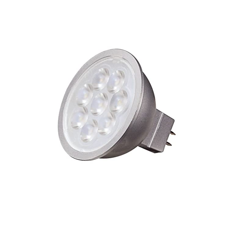 S9499-GU-5.3-Light-Bulb-in-White-Finish,-1.78-inches,-Silver-Back