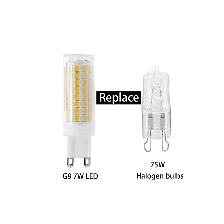 G9-LED-Bulbs,-7W-LED-G9-Light-Bulb,-75W-Halogen-Bulb-Equivalent,-SYX-G9-Bulbs-Dimmable,730LM,-AC120V,-G9-Bi-pin-Base-Bulb-for-Home-Lighting,4-Pack-(Warm-White)-…