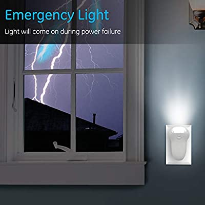 3-in-1-LED-Power-Failure-Night-Light,-4-Pack,-Dusk-to-Dawn-Sensor,-Fold-in-Plug,-UL-Listed,-Emergency-Flashlight,-Hurricane,-Storm,-Tornado,-White-|-Rechargeable,-45033,-4
