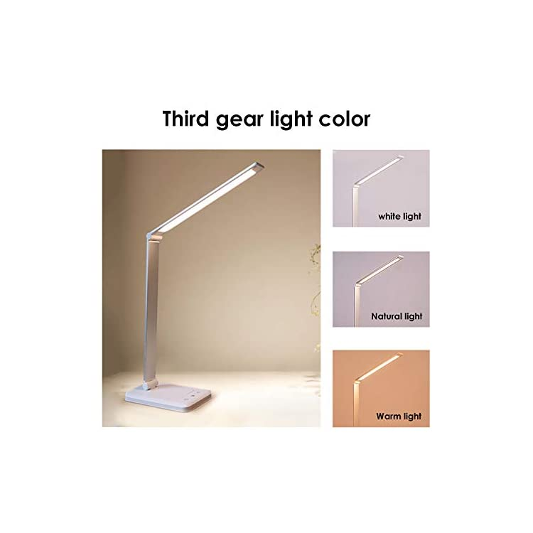 LED-Desk-Lamp-with-Wireless-Charger,-USB-Charging-Port,-3-Light-Source