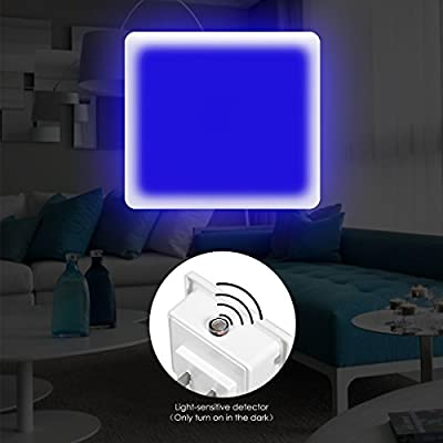 LOHAS-Blue-Night-Light-Bulb-LED,-Dusk-to-Dawn-Sensor,-Plug-in-Nightlights,-0.3W,-Auto-on/Off-LED-Lamps-for-Kids,-Nursery,-Hallway,-Bedroom(4-Pack)