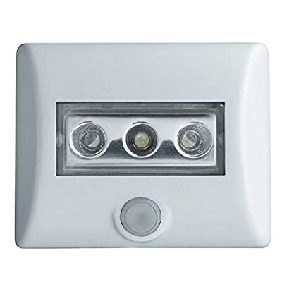 LED-Night-Light-with-Motion-Sensor-and-Auto-On/Off-(Pack-of-2)