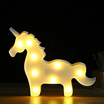 LED-Unicorn-Night-Light-Wall-Decoration-Warm-Table-Lamp-Christmas-Gift-for-Kids-Birthday-Bedroom-Decoration-Battery-Operated