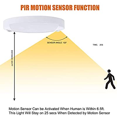 RV-Ceiling-Dome-with-PIR-Motion-Sensor-LED-Puck-Light-Under-Cabinet-Light,-12Volts-DC-Ceiling-Dome-Light-with-Switch-for-RV-Motorhomes-Camper-Caravan-Trailer-Boat