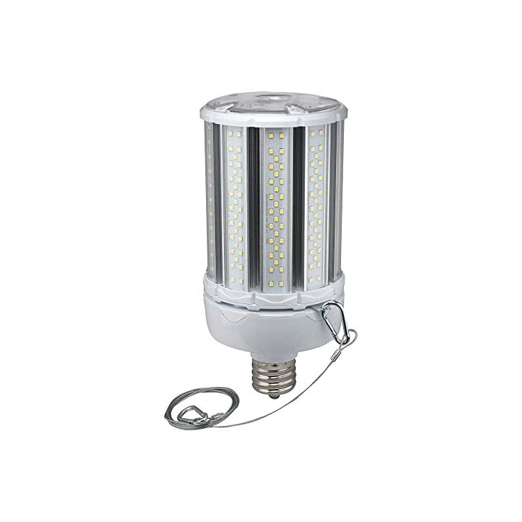 S39397-Medium-Light-Bulb-in-White-Finish,-Un-Lensed