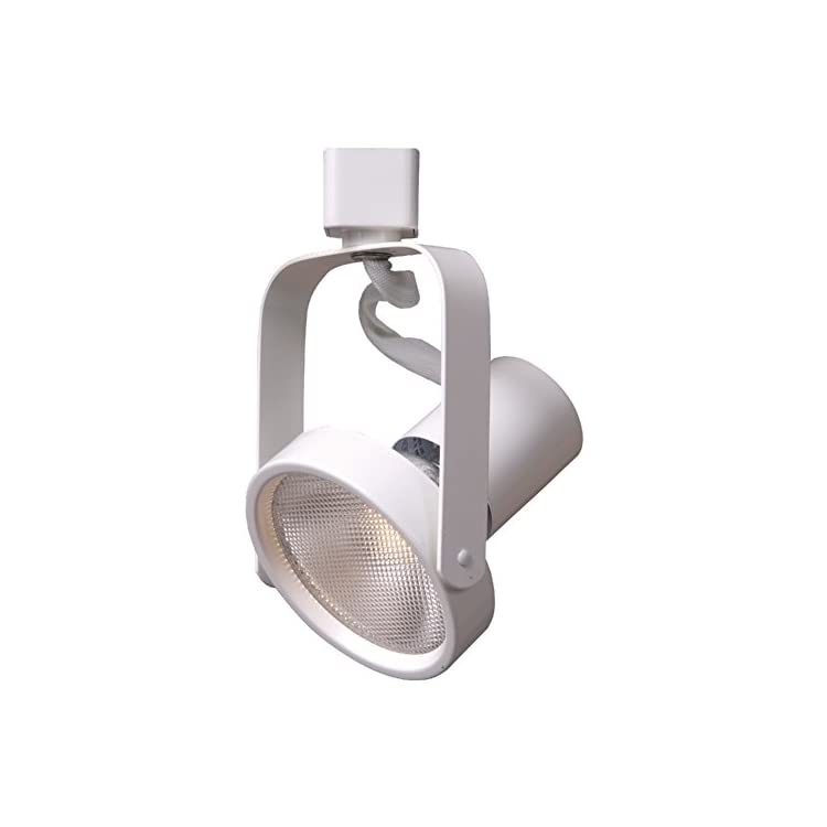 L1730PX-Track-Light,-Line-Voltage-PAR30-Power-Trac-Gimbal-Ring-Track-Fixture--White
