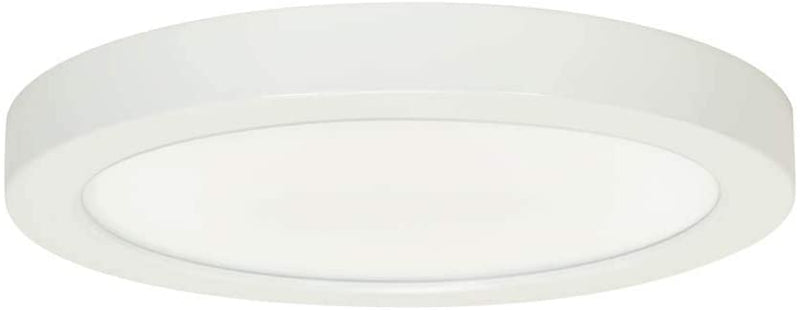 S29336-Transitional-LED-Flush-Mount-in-White-Finish,-9.00-inches