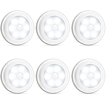 Super-Bright-LED-Motion-Sensor-Lights---Cordless-Battery-Powered-Built